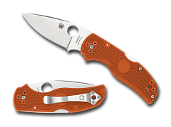 Нож складной SPYDERCO NATIVE 5 Rex45 C41PBORE2