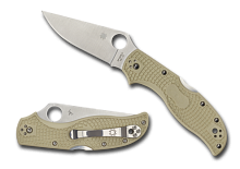 Нож складной SPYDERCO STRETCH 2 IVORY SPRINT RUN С90FPIV2